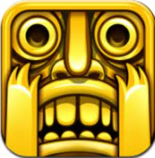 Review van temple run voor iphone en android