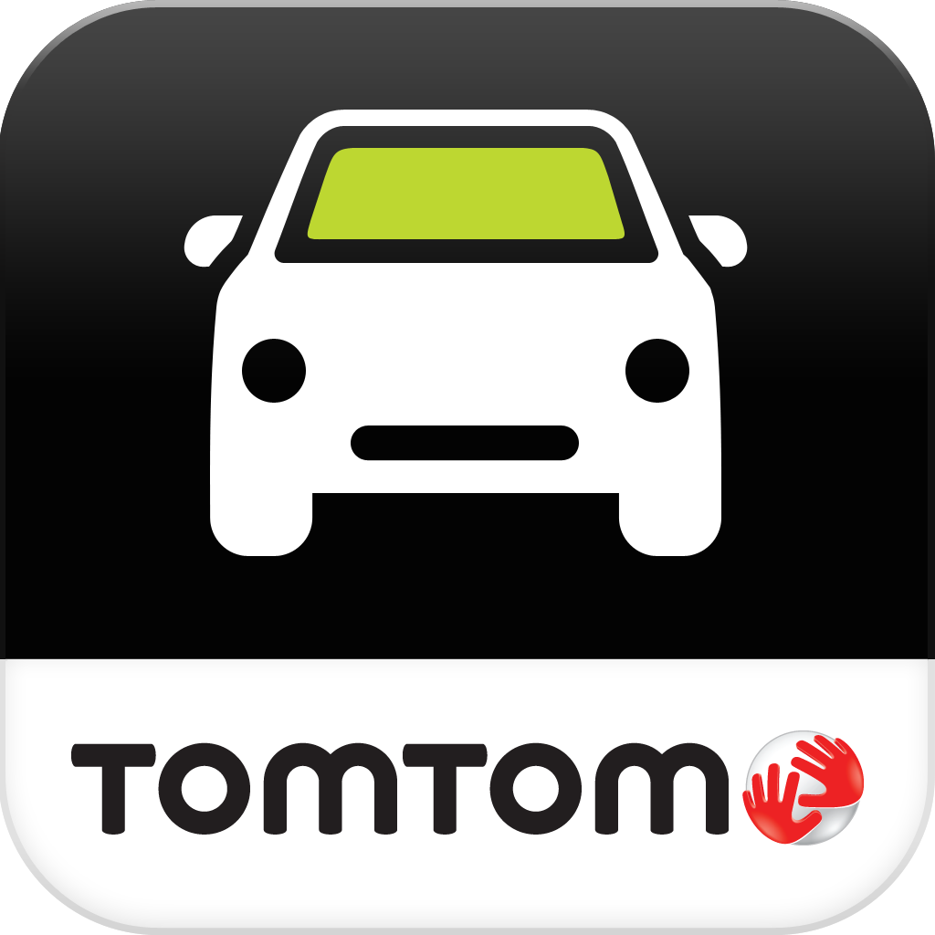 TomTom app voor iphone en android