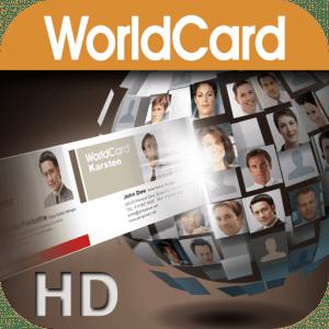 eenvoudig visitekaartjes scannen en contact gegevens beheren