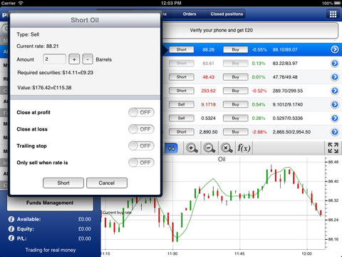 binary trading options tablet