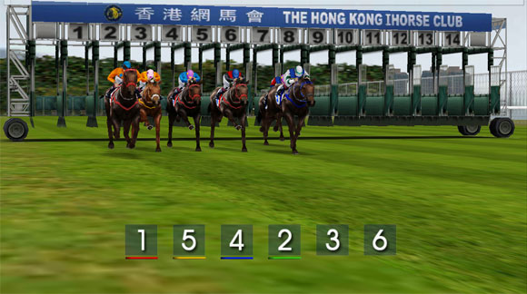 iHorse racing 2 screenshot